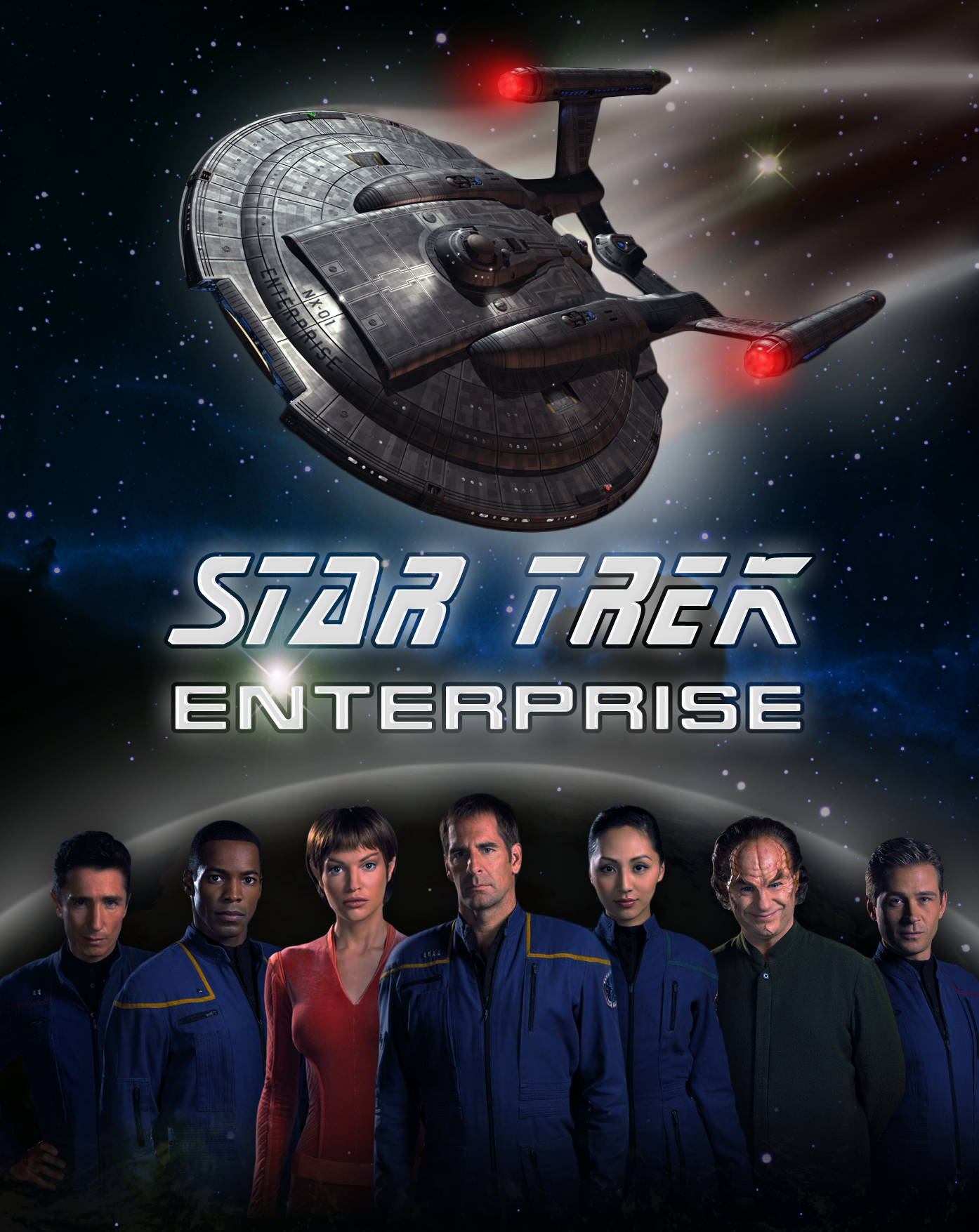 affiche Star Trek : Enterprise