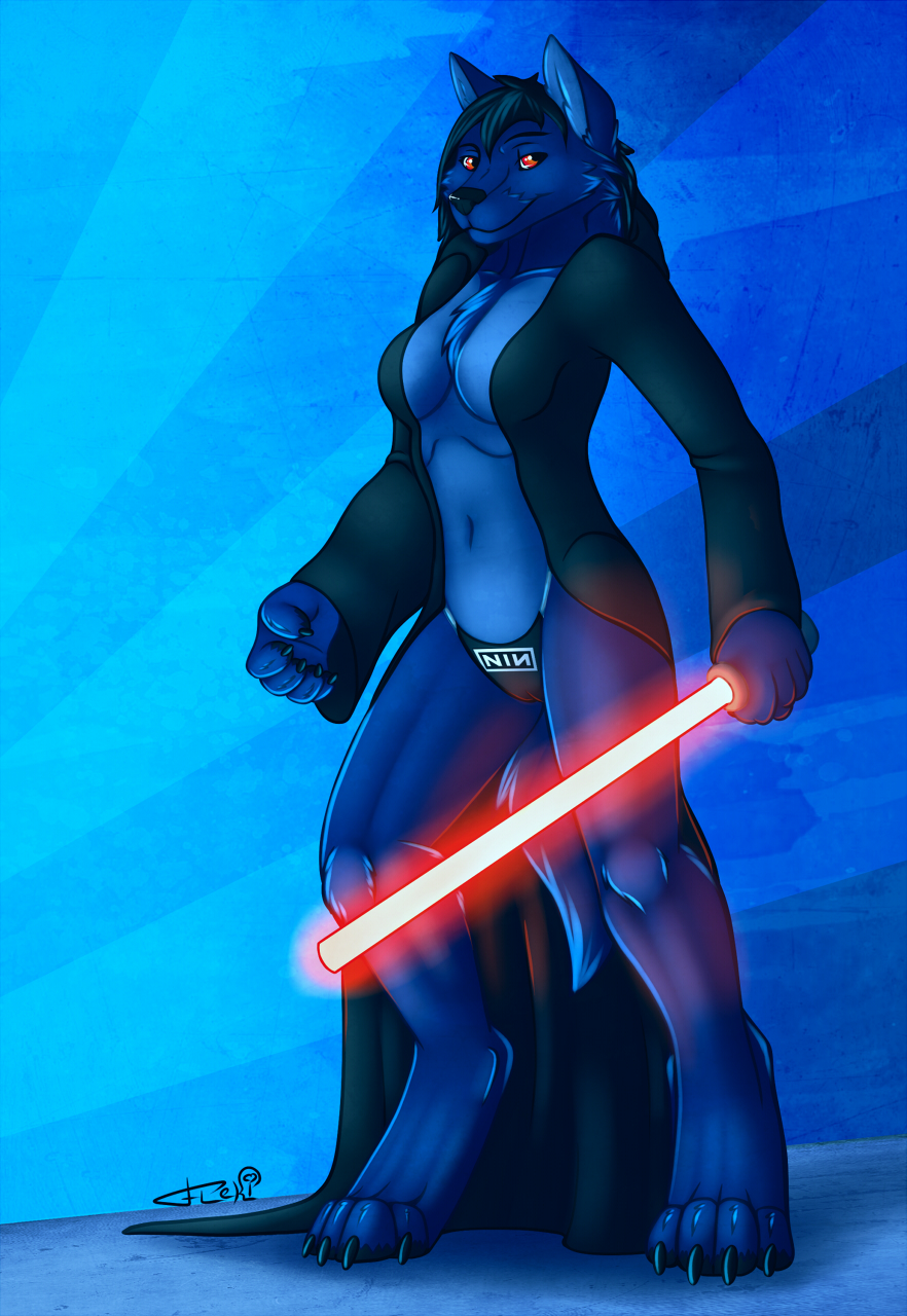 Sith Warrior by Fleki