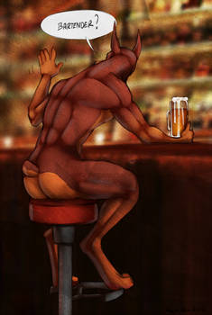 Drinking Alone [Collab]