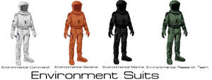 Environment Suits Type 1