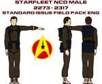 Field Pack Male NCO Engineering