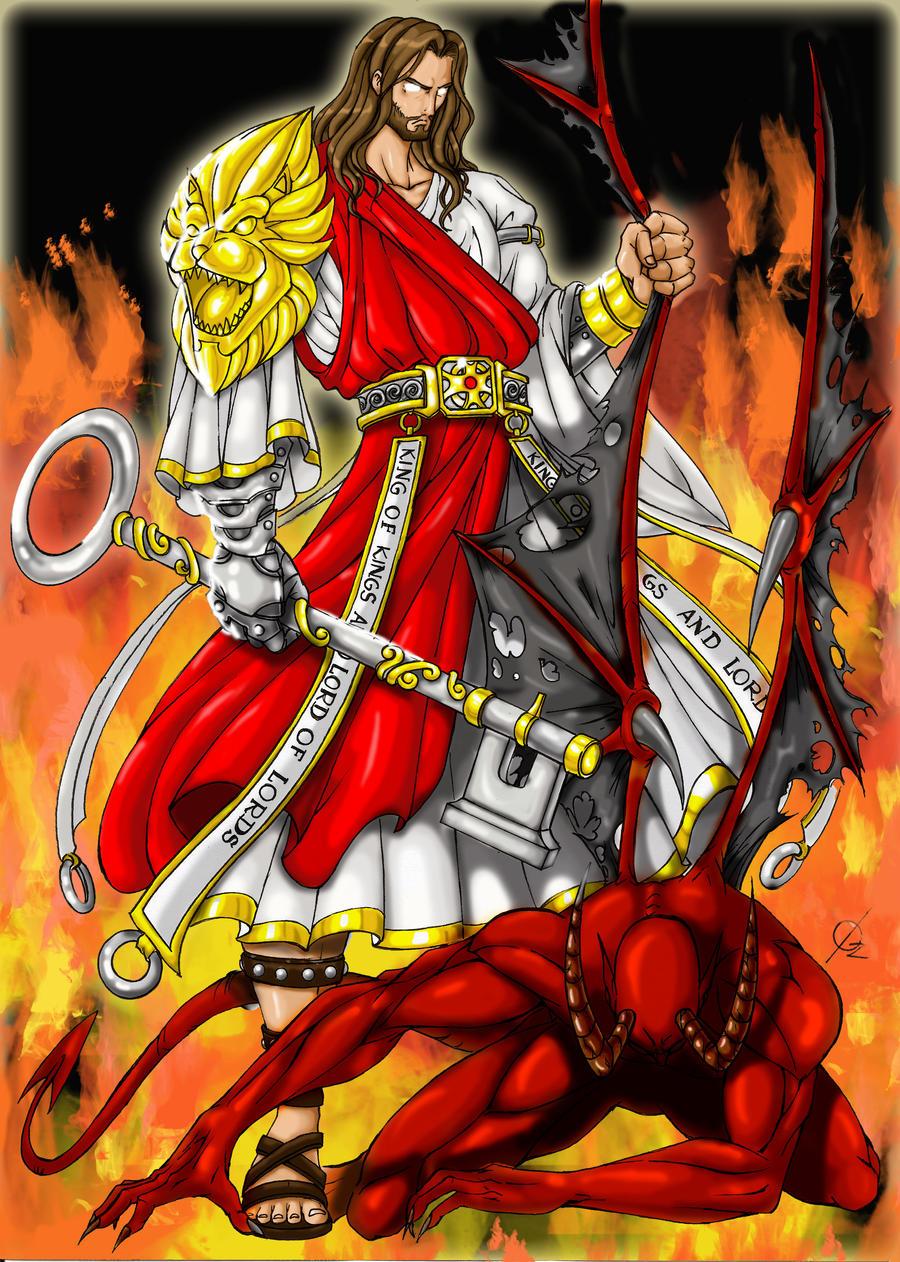 THE JESUS VICTORY by Osmar-Shotgun