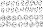 characters study