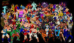 All Street Fighter Series