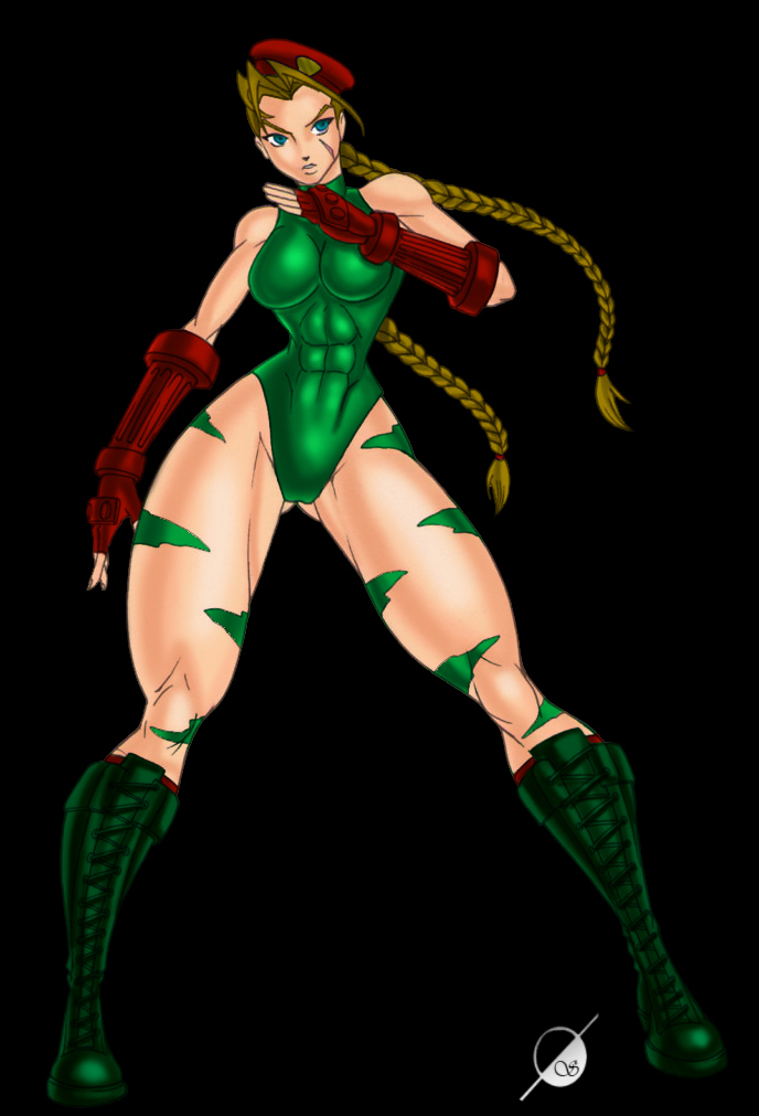 Cammy by Osmar-Shotgun