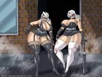 Commiission: Bad Girls