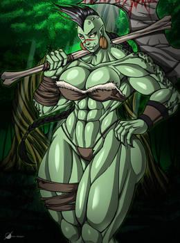 Female Orc