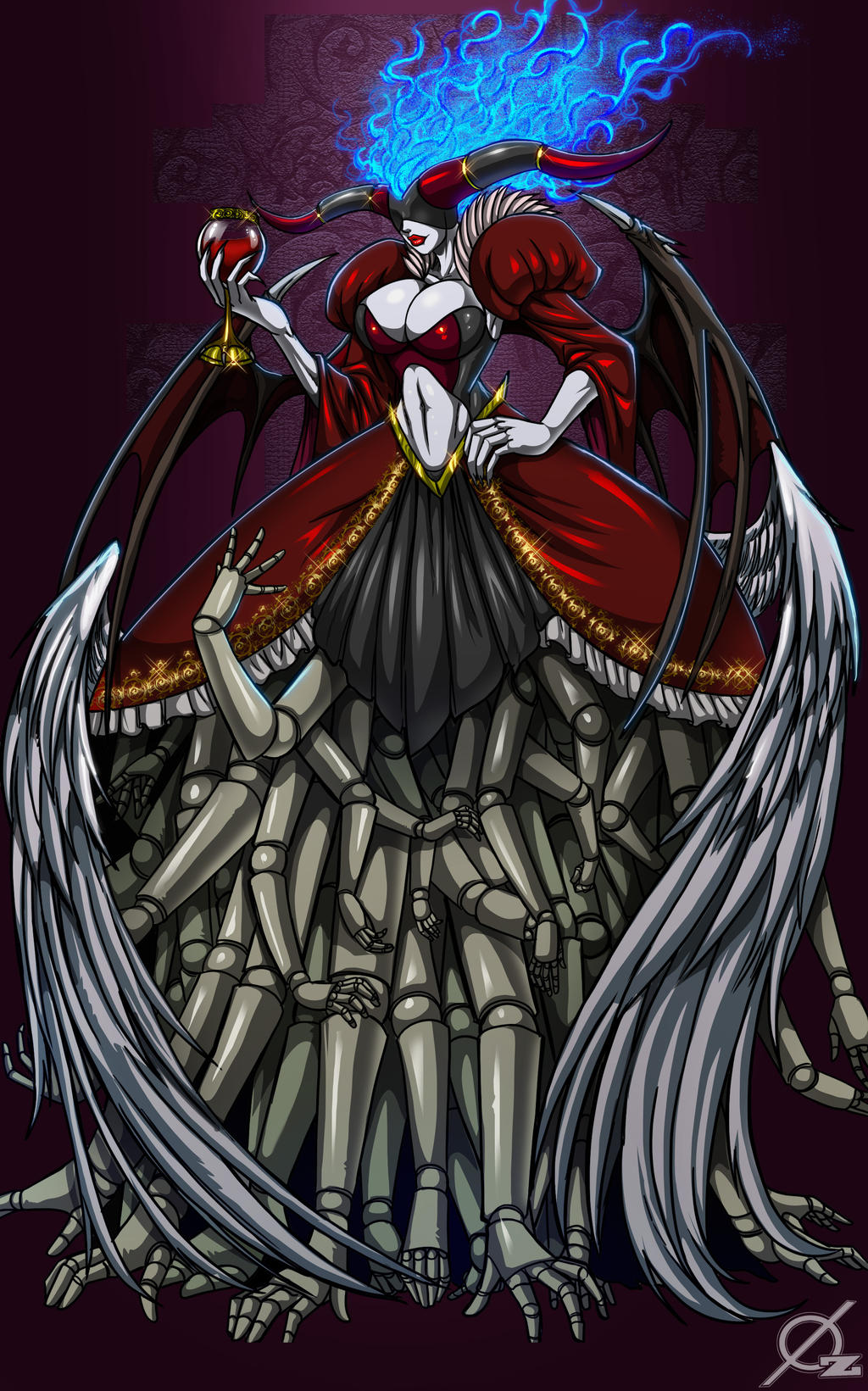 Mother of Sins by Osmar-Shotgun