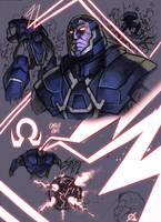 Darkseid by Osmar-Shotgun