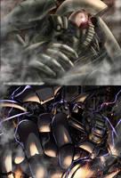 My Evolution: Ancient Gear Golem by Osmar-Shotgun