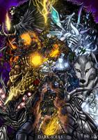 Dark Souls by Osmar-Shotgun