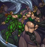 Mera Loki by Osmar-Shotgun