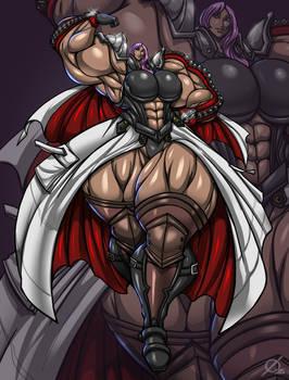 Ultra Muscle Lightning