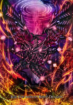 Red Eyes Inferno Burst Dragon