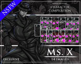 Ms X Exclusive Pack by Osmar-Shotgun