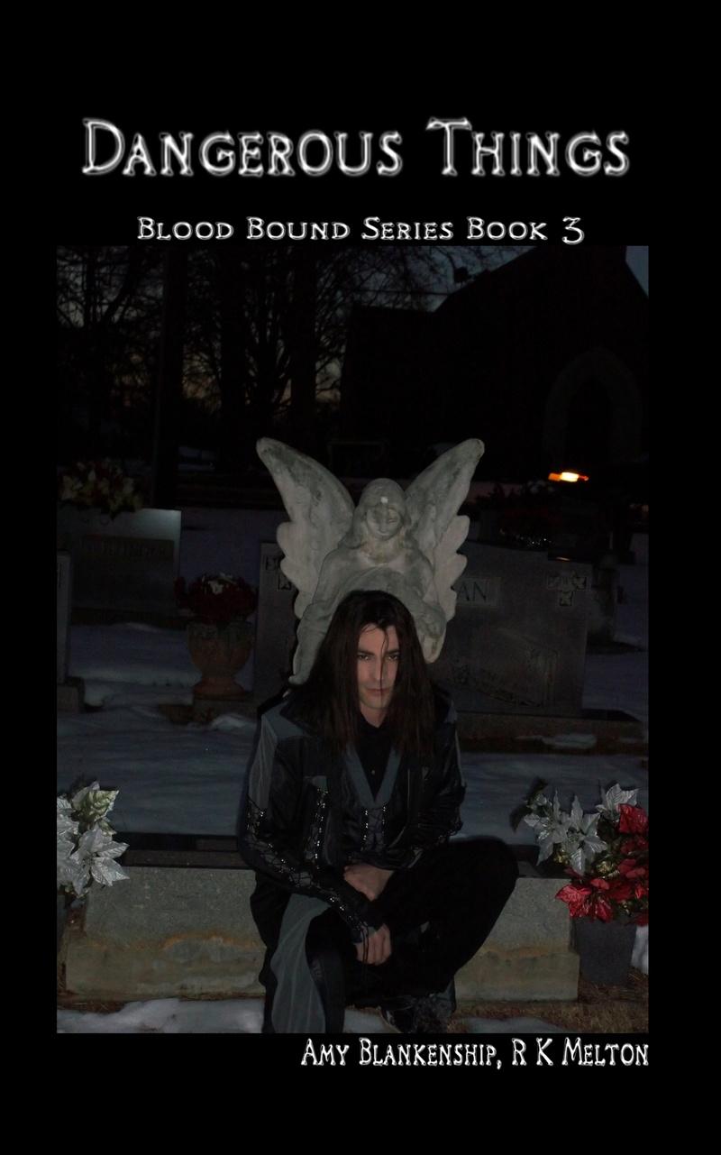 Dangerous Things - Blood Bound Series, Book 3 by amyfushigiyugi