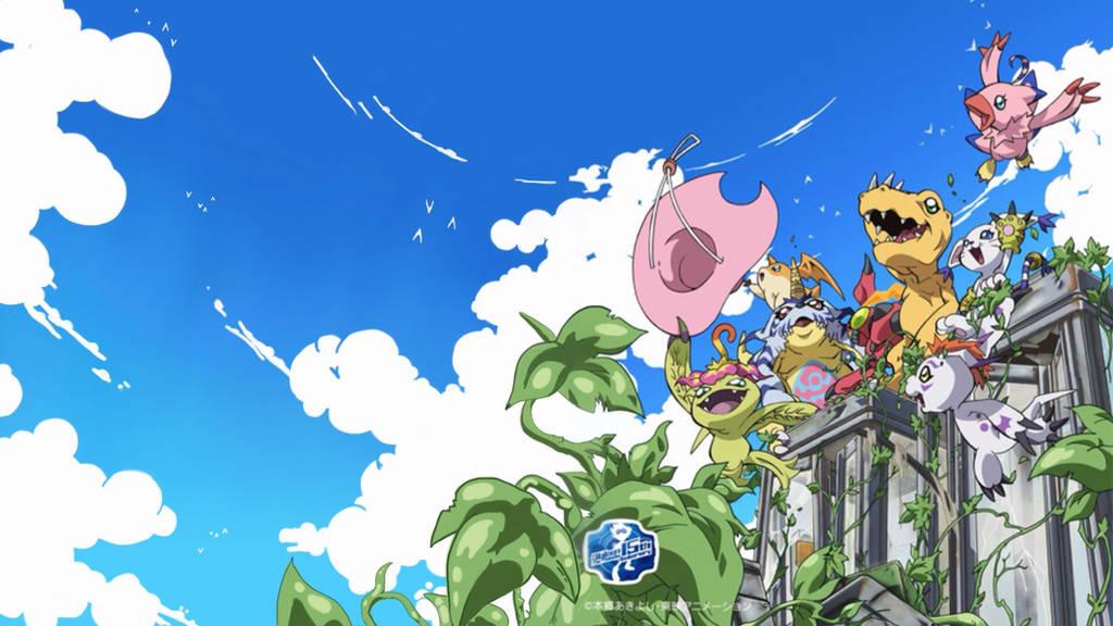 Digimon Adventure Tri Digimon Wallpaper By Dr Roflcopter On Deviantart