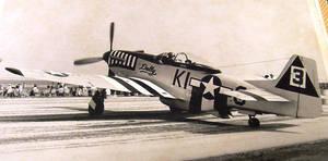 P-51 at Cleveland