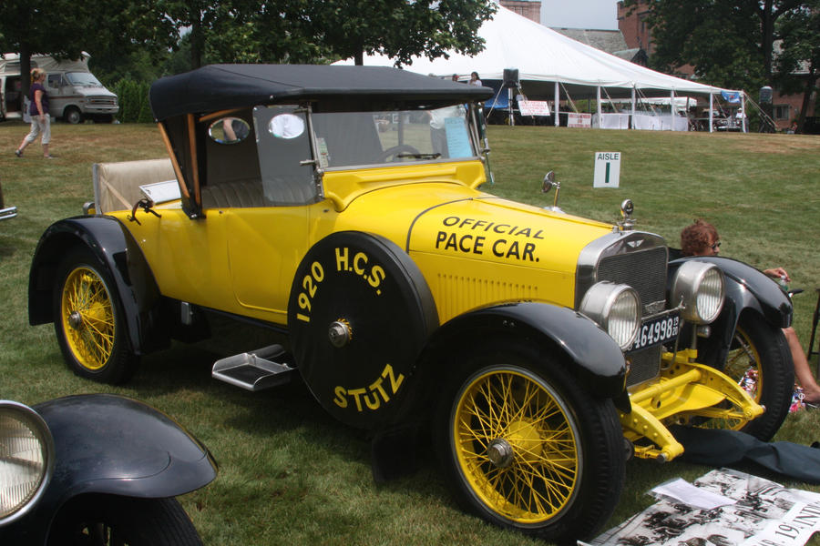 1920 Stutz HCS by SwiftFlyer