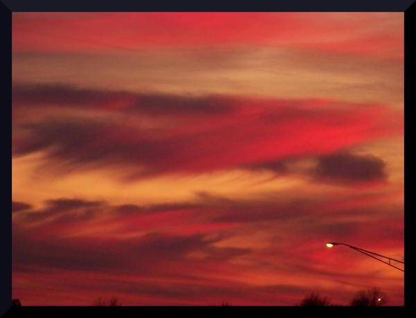 Stunning Sunset 2 by bigpaganjames