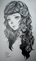 Mori Girl by Cierion