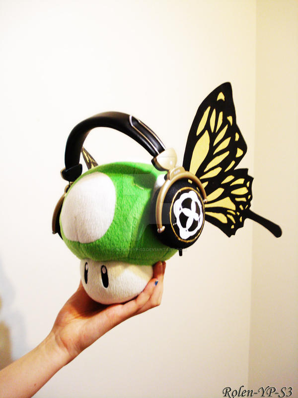 Vocaloid:Magnet Headphone by Rolen-YP-S3