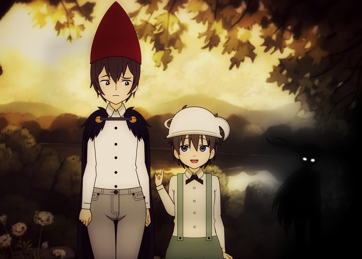 Over The Garden Wall By Mccoitis On Deviantart