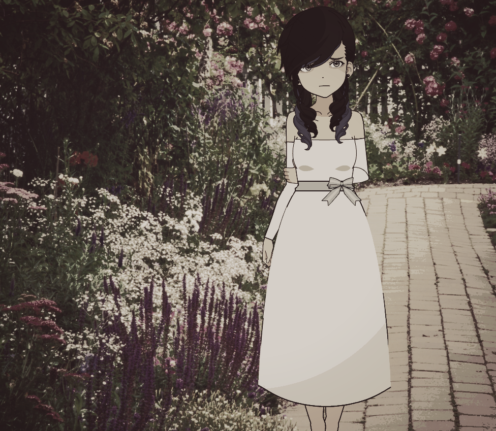 Empty Garden By Mccoitis On Deviantart