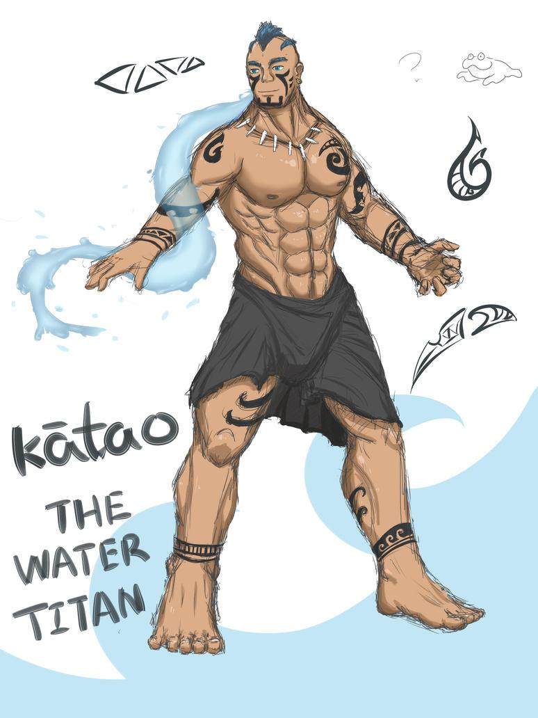katao Water Titan by zxdewa
