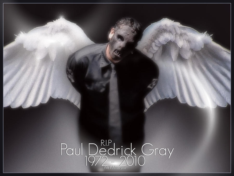 Paul Gray By Sexton666