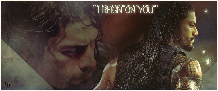 Roman - reign on you by Sexton666