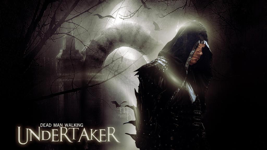 Undertaker - Dead Man Walking by Sexton666 on DeviantArt