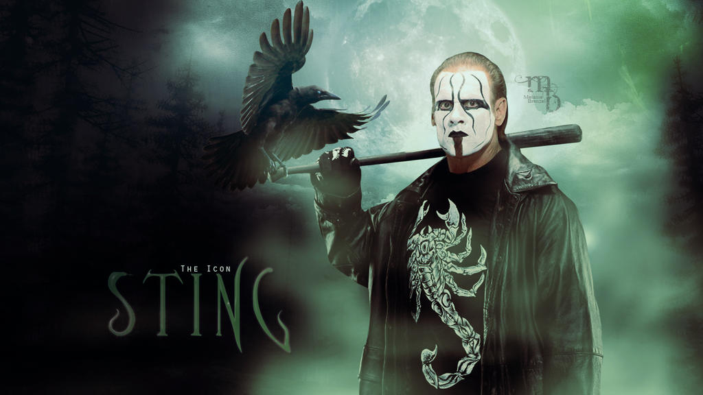Sting - The Icon by Sexton666
