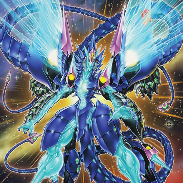 Number 62: Galaxy-Eyes Prime Photon Dragon by 1157981433 ...