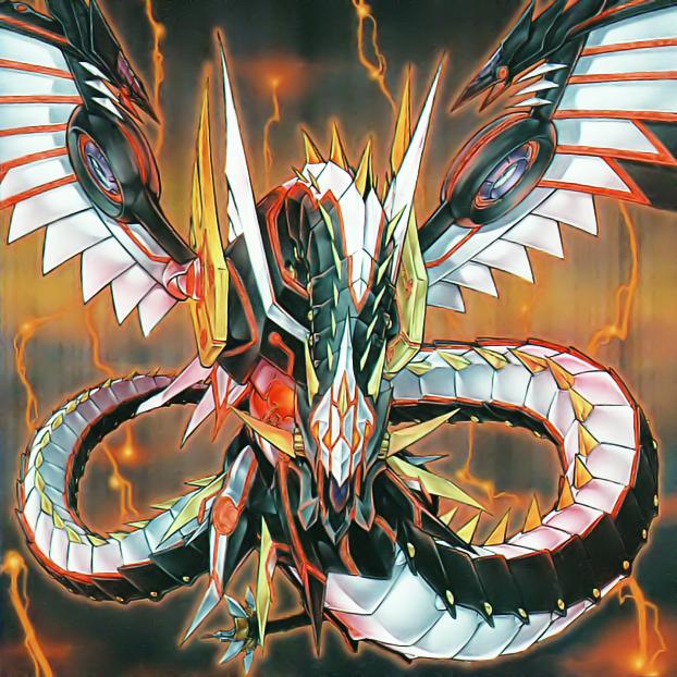 Cyber Dragon Infinity ... Dark Cyber End Dragon