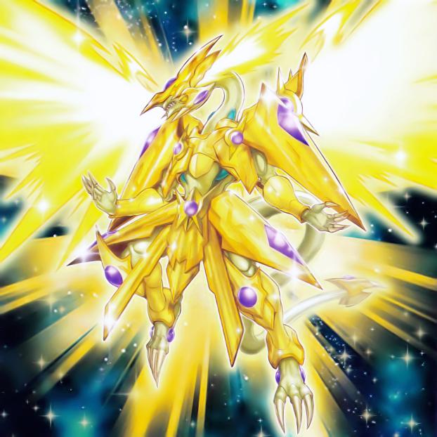 Stardust Chronicle Spark Dragon by 1157981433 on DeviantArt
