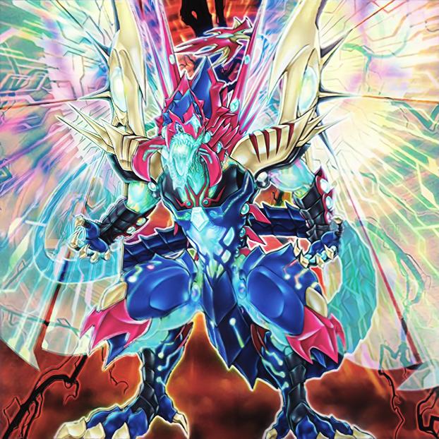 Galaxy-Eyes Cipher Dra... Dark Cyber End Dragon