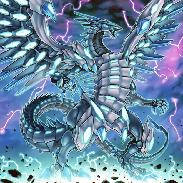 blue eyes chaos max dragon by 1157981433 on deviantart