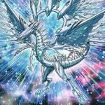 Deep-Eyes White Dragon
