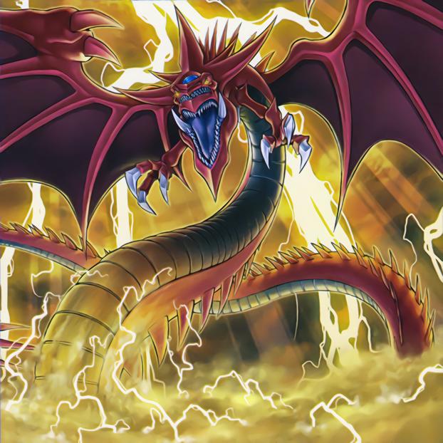 Slifer The Sky Dragon By 1157981433