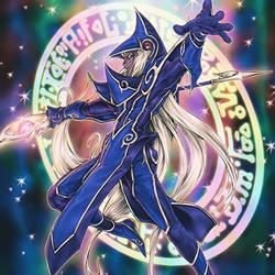 Ebon Illusion Magician by 1157981433