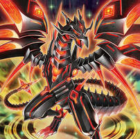 Dark Metal Dragon - Darkness Metal by 1157981433