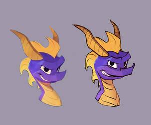 Spyro by Z-nab27