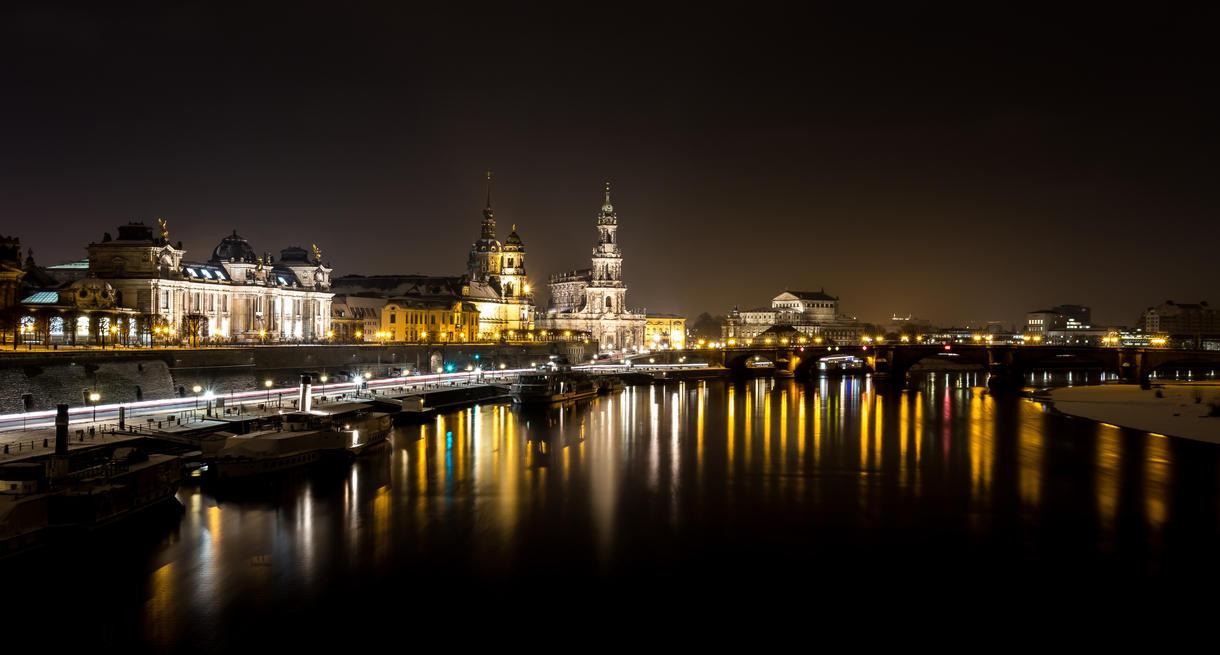 Amüsant Skyline Dresden Galerie Von By Prox83
