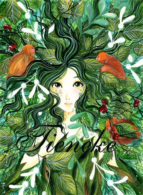 Gaia by Tieneke
