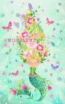 Wildflower Mermaid