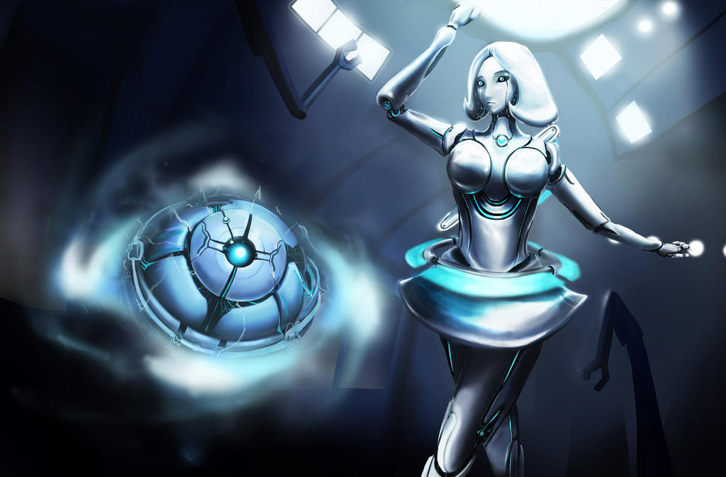 What Would You All Think Of A Program Orianna Skin