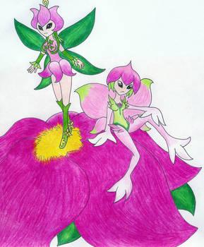 .:Lilamon: Flower Power:.