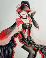 Black Betty Callie by CeiiLeaScarlett