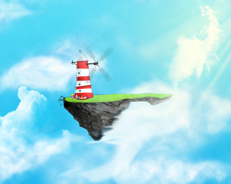 Gamopat et le tatouage - Page 5 Windmill_windmill_for_the_land_by_kazuo_padorakku-d33rwm4